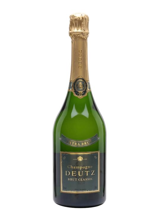 Champagne Deutz Extra Brut NV Champagne