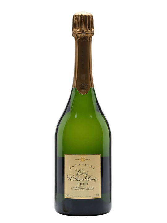 Cuvee William Deutz 2002 Champagne