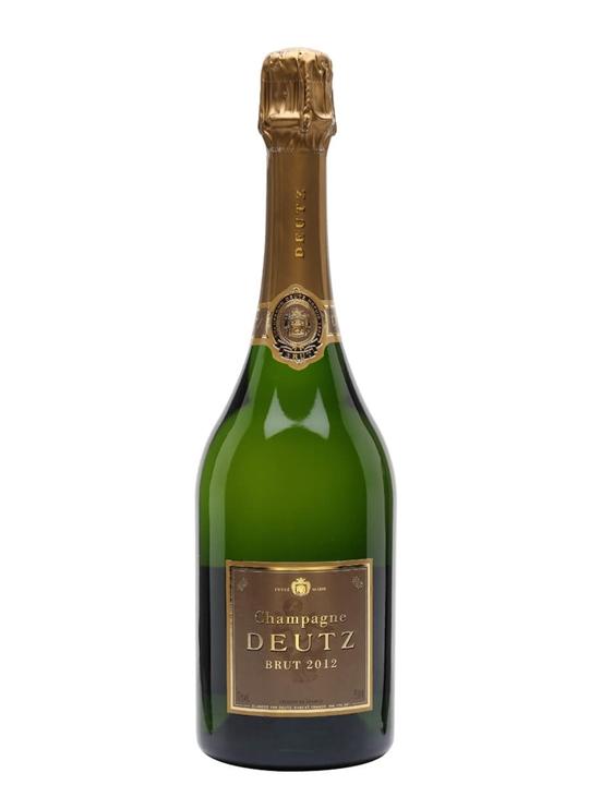 Champagne Deutz Brut 2012 Champagne