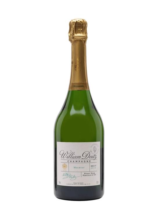 Hommage a William Deutz Meurtet 2012 Champagne