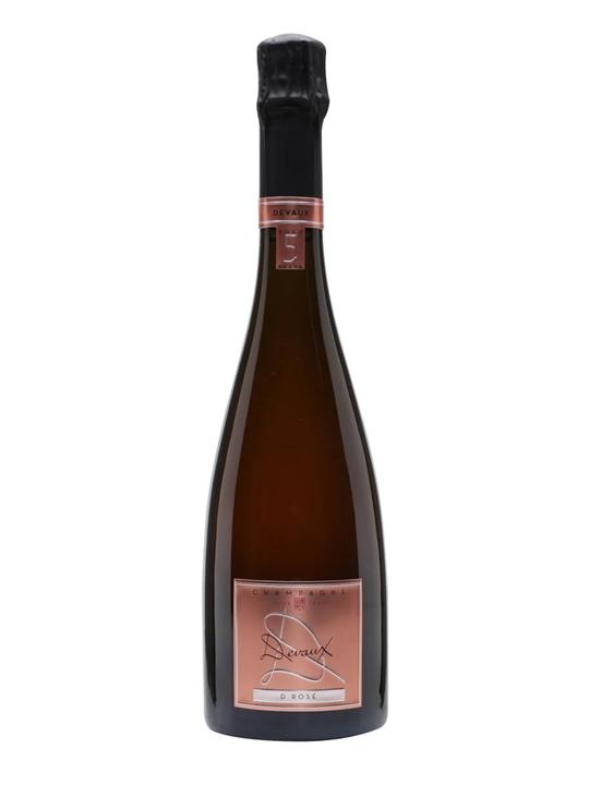 Devaux D Rosé NV Champagne