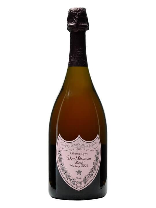 Dom Perignon 2002 Rose Champagne