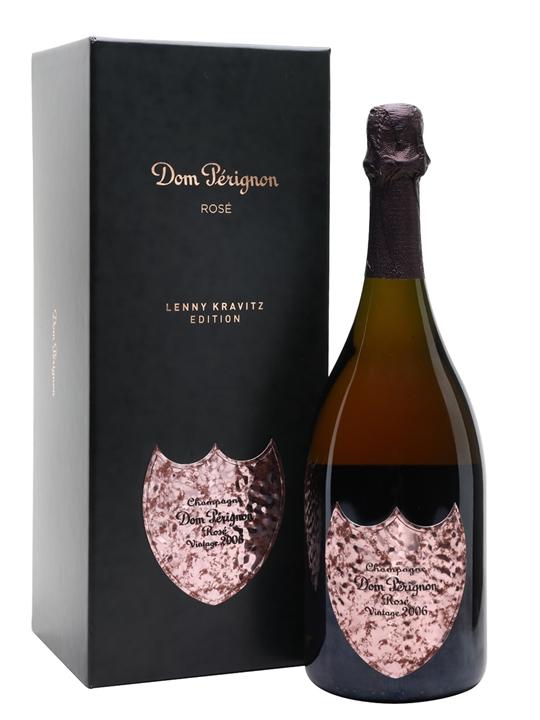 Dom Perignon 2006 Rose Champagne / Lenny Kravitz