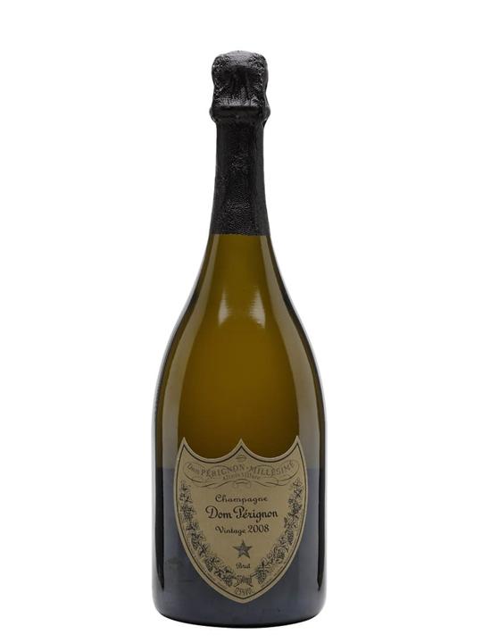 Dom Perignon 2008 Vintage Champagne / Naked