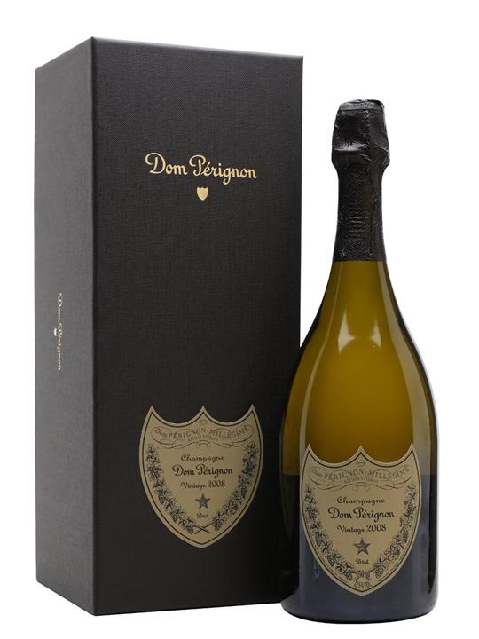 Dom Perignon 2008 Vintage Champagne / Gift Box