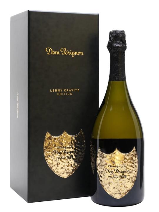 Dom Perignon 2008 Vintage Champagne / Lenny Kravitz