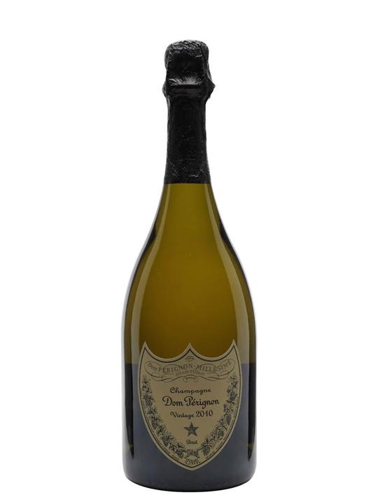 Dom Perignon 2010 Vintage Champagne