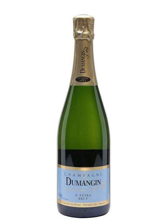 Champagne Dumangin J Fils Extra Brut NV