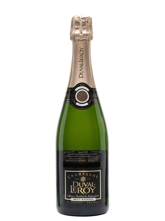 Duval-Leroy Brut Reserve Champagne