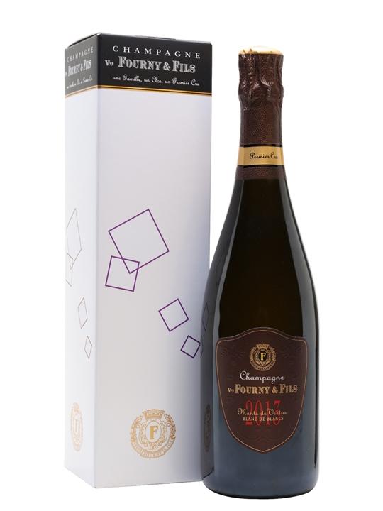 Veuve Fourny et Fils Vertus 1er Cru 2013 Champagne