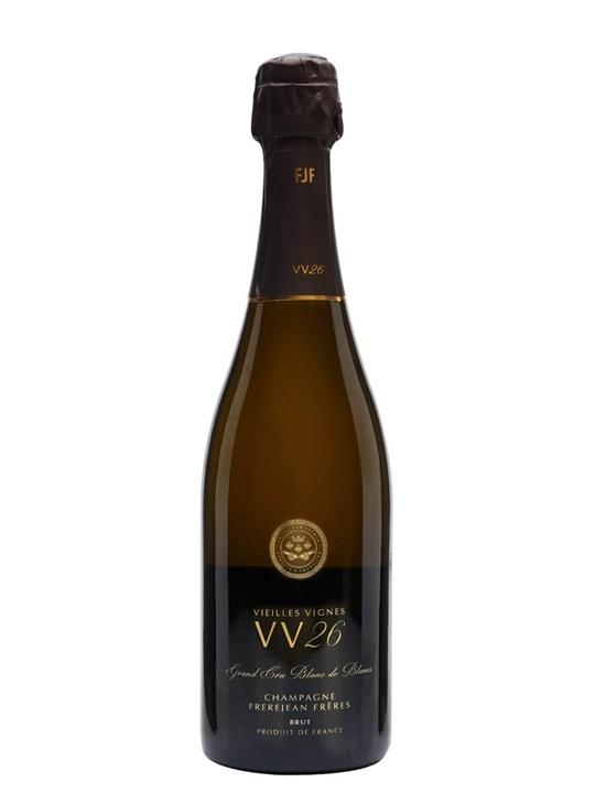 Frerejean Freres Blanc de Blancs Grand Cru VV26 Champagne