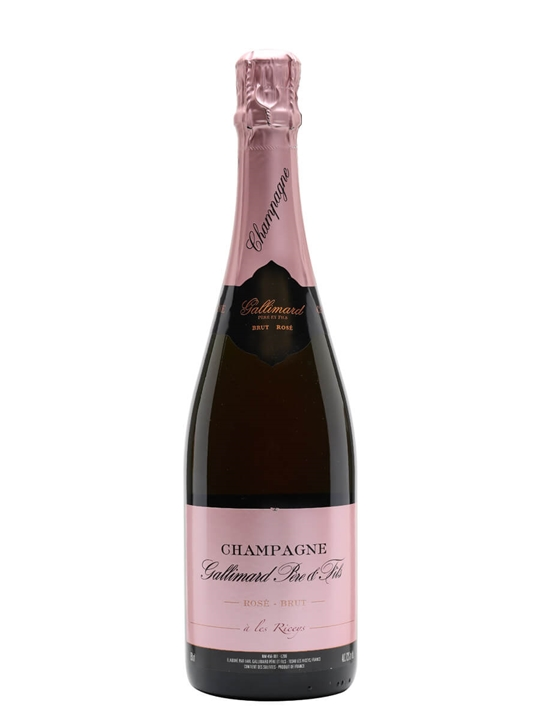 Gallimard Les Riceys Rose Brut Champagne