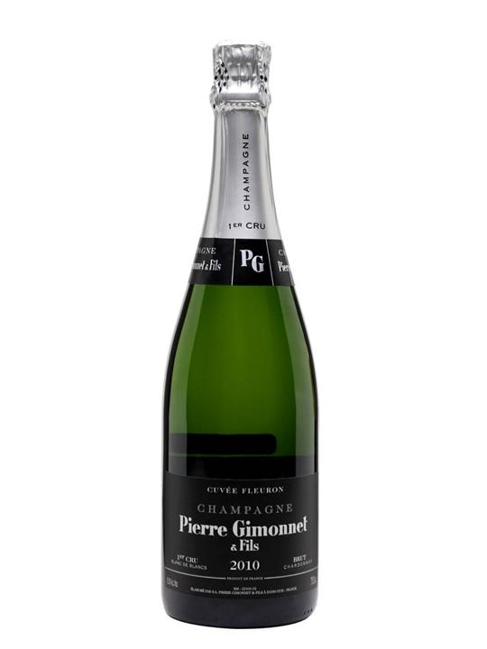 Gimonnet Fleuron Blanc de Blancs 2010 Champagne / Brut