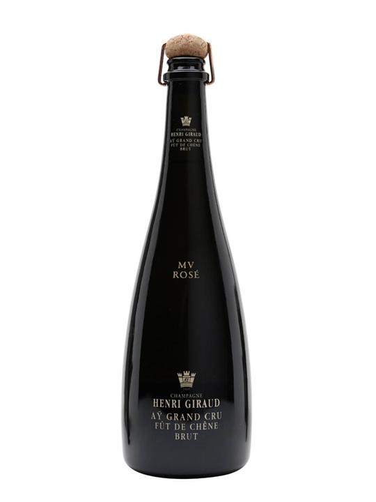 Henri Giraud Fut de Chene Multi Vintage Rose Champagne