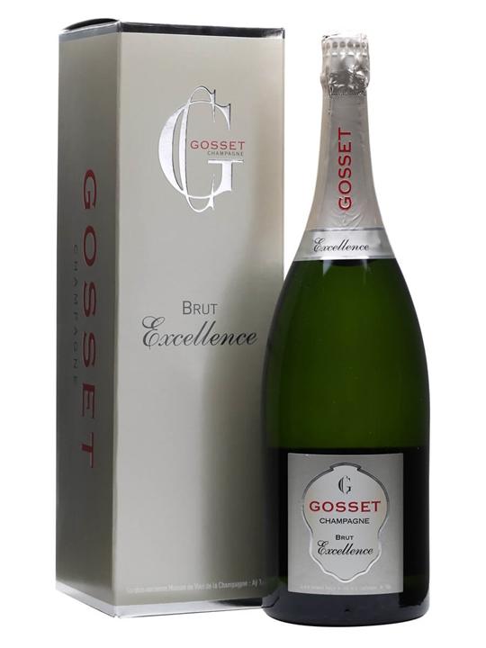 Gosset Brut Excellence Champagne / Magnum