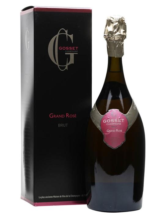 Gosset Grand Rose Brut NV Champagne / Magnum