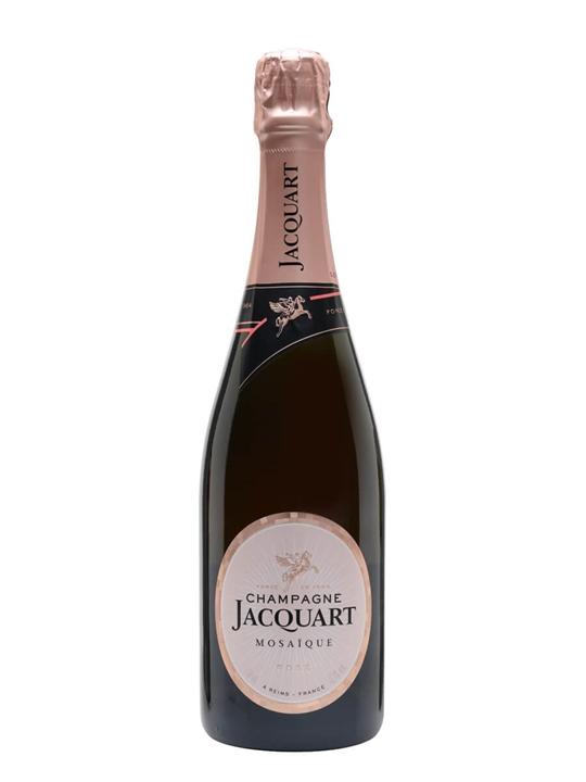 Jacquart Brut Rose NV Champagne