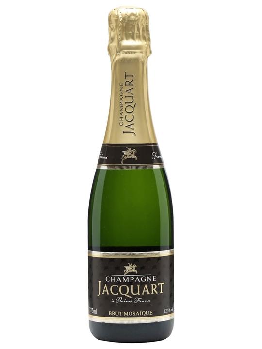 Jacquart Brut Mosaique Champagne  Half Bottle