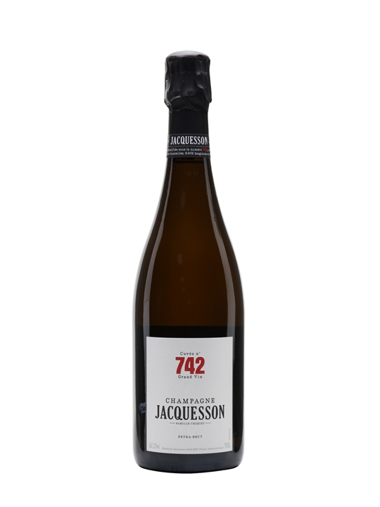 Jacquesson Cuvee 742 Champagne