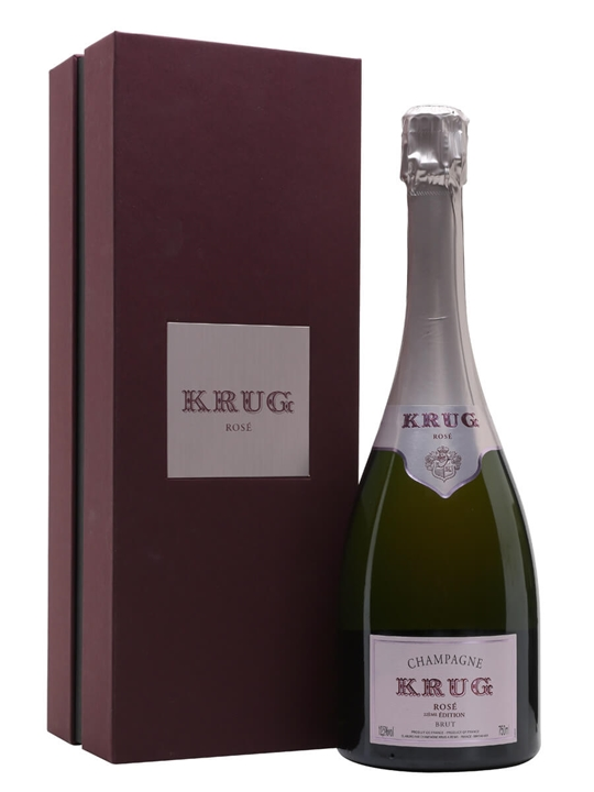 Krug Rose NV Champagne / Gift Box