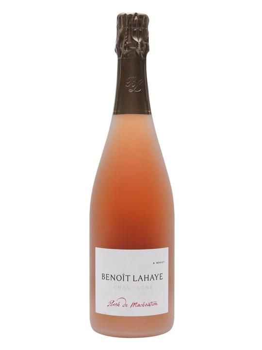 Benoit Lahaye Rose de Maceration Champagne / Extra Brut