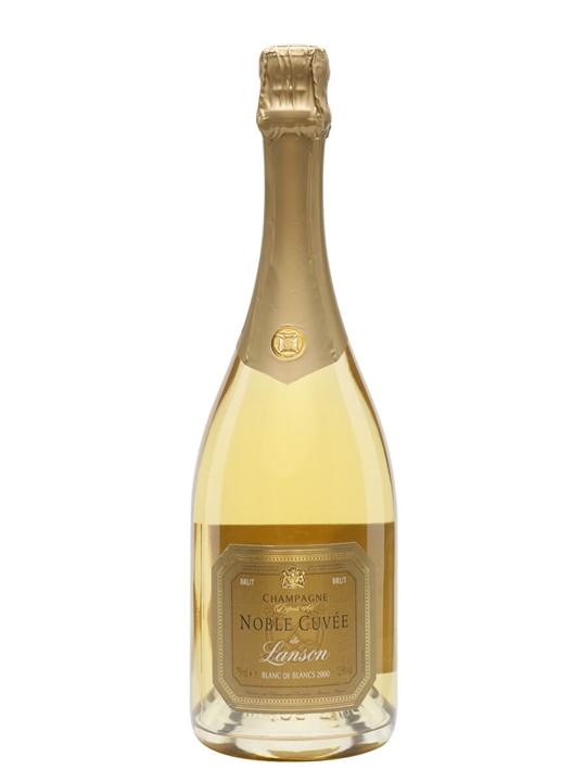 Lanson Noble Cuvée 2000 Blanc de Blancs Champagne