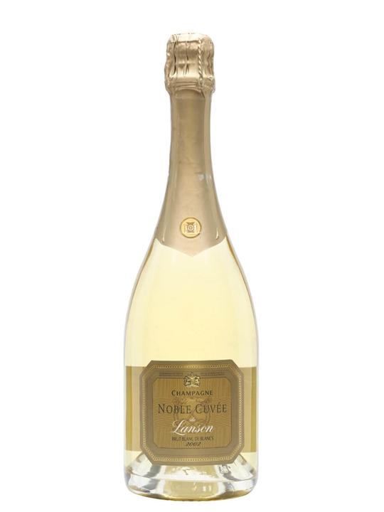 Lanson Noble Cuvée Blanc De Blanc 2002 Champagne