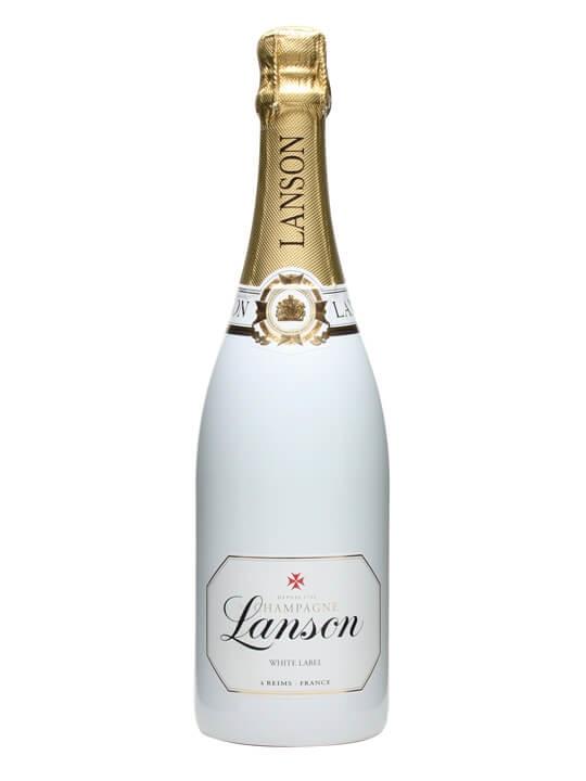 Lanson White Label NV Champagne