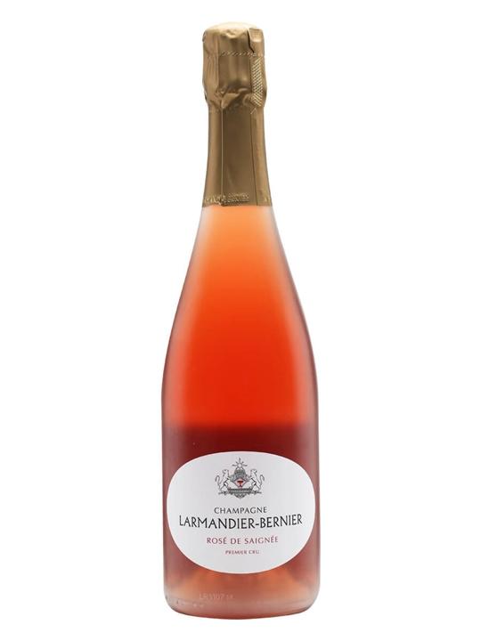 Larmandier-Bernier Vertus Rose Saignee Champagne /Extra Brut