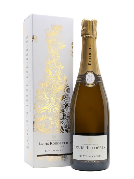Louis Roederer Carte Blanche NV Champagne