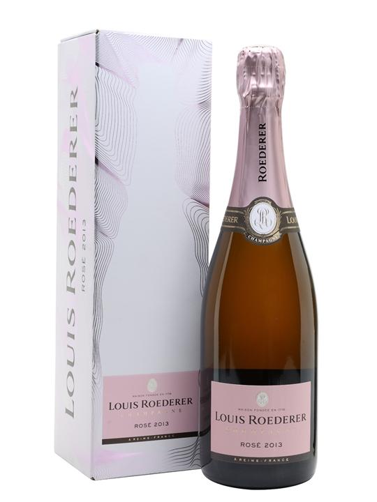 Louis Roederer Rose Vintage 2013 Champagne