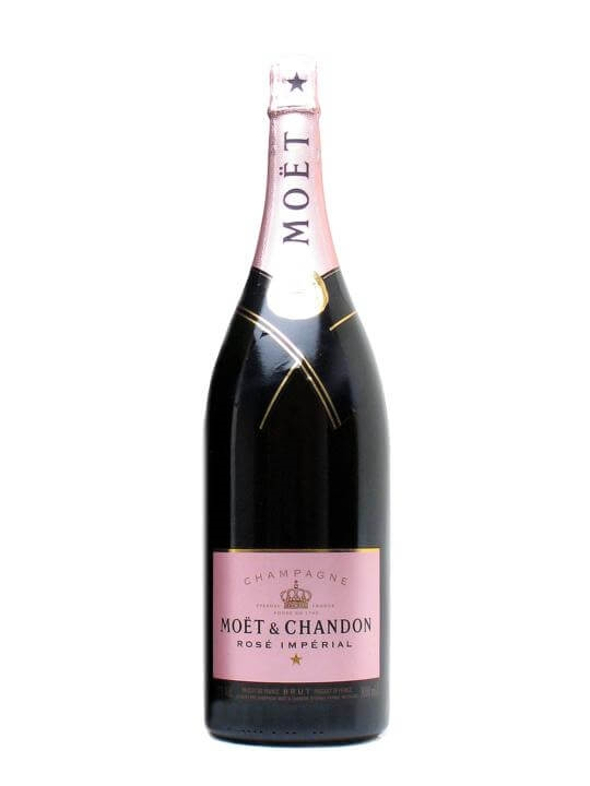 Moet & Chandon Rose NV Champagne / Jeroboam