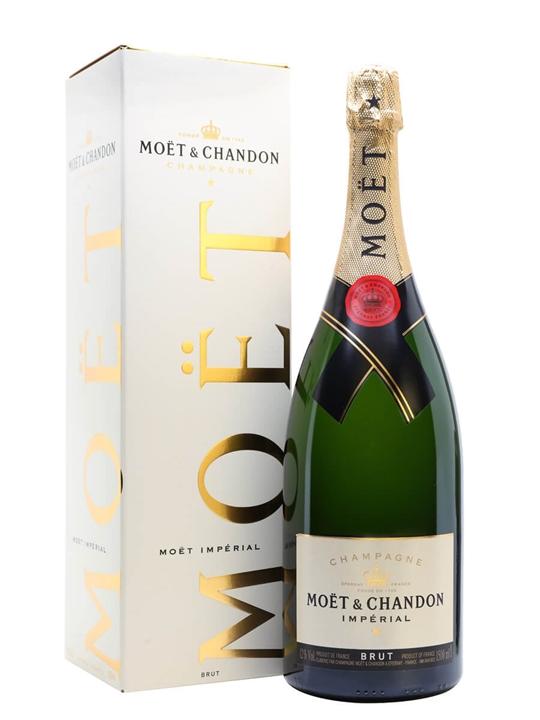 Moet & Chandon NV Brut Imperial Champagne / Magnum