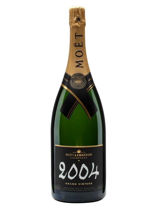 Moët & Chandon 2004 Grand Vintage Champagne / Magnum