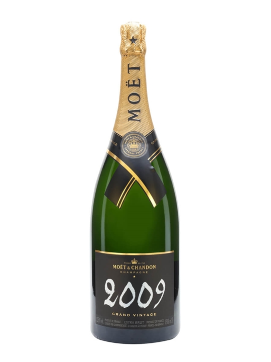 Moet & Chandon 2009 Grand Vintage Champagne / Magnum