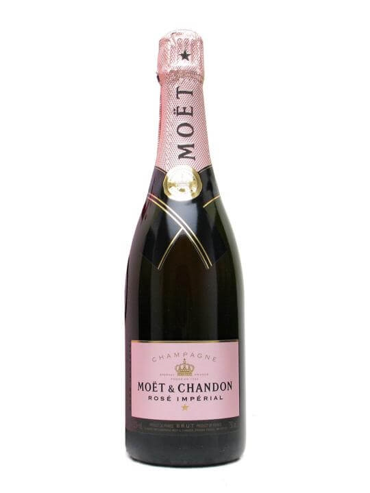 Moet & Chandon Rose Imperial NV Champagne