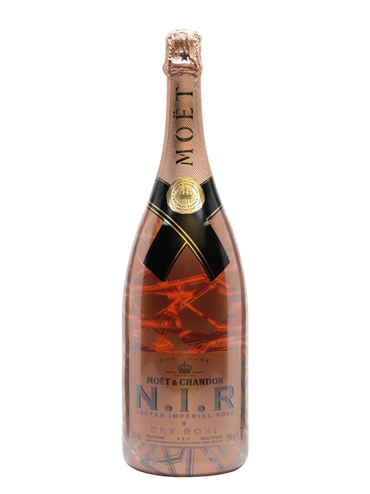 Moët & Chandon Nectar Imperial Dry Rosé Champagne / Magnum