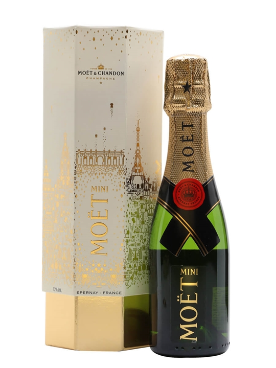Moet & Chandon Brut Imperial Confetti Canon / 20cl in Gift Box
