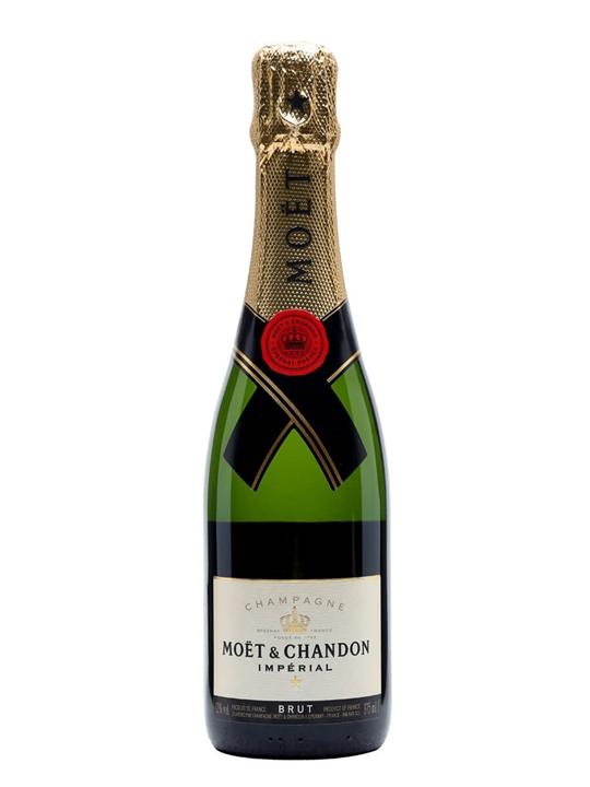 Moet & Chandon Brut Imperial NV Champagne  Half Bottle