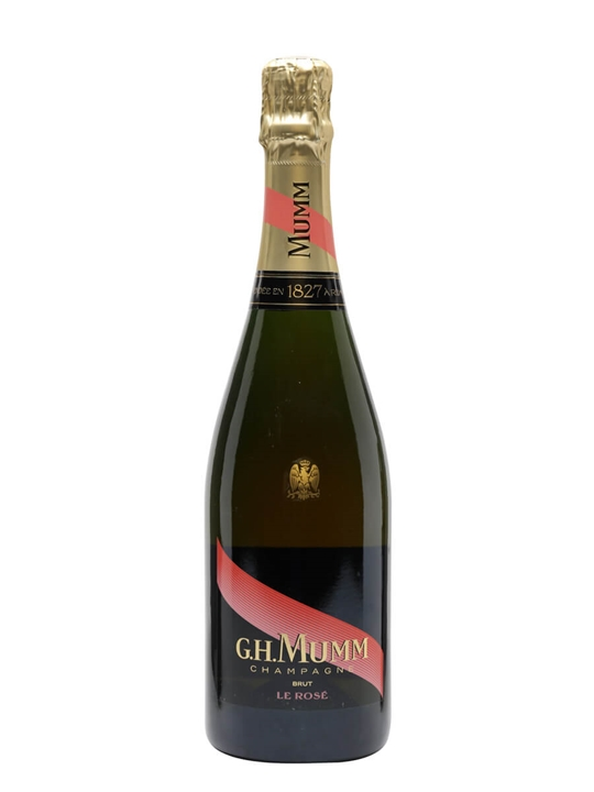 Mumm Le Rose Champagne