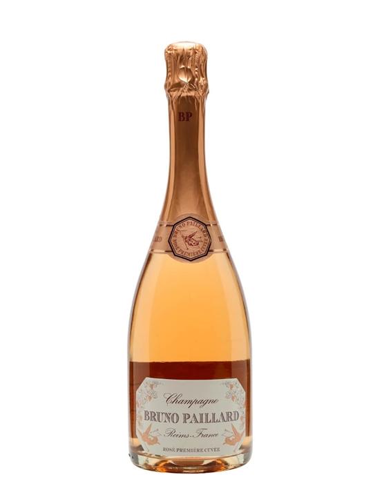 Bruno Paillard Premiere Cuvee Rose Champagne / Brut