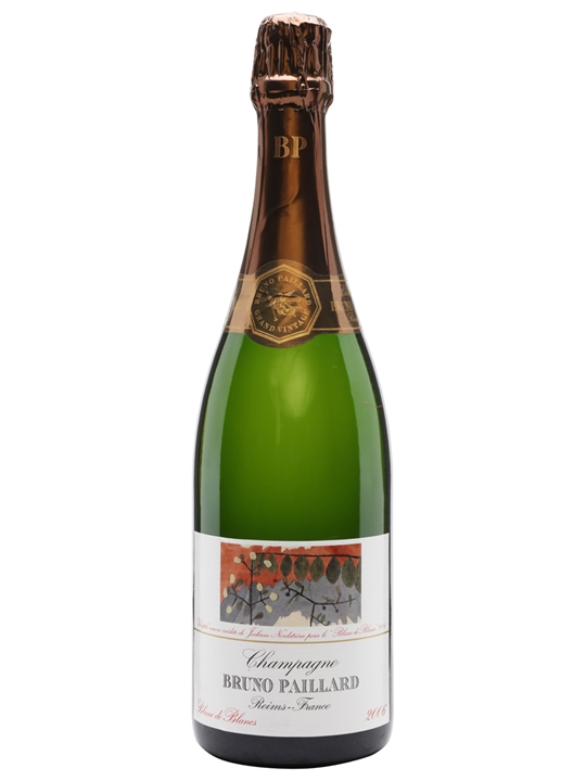 Bruno Paillard Blanc de Blancs Brut Millesime 2006 Champagne