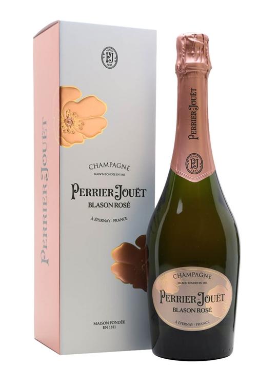 Perrier Jouet Blason Rose Champagne / Gift Box