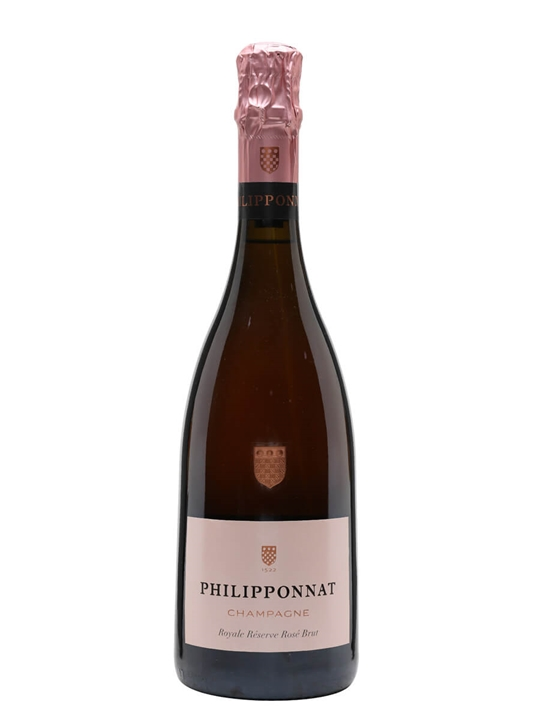 Philipponnat Royale Reserve Brut Rose Champagne