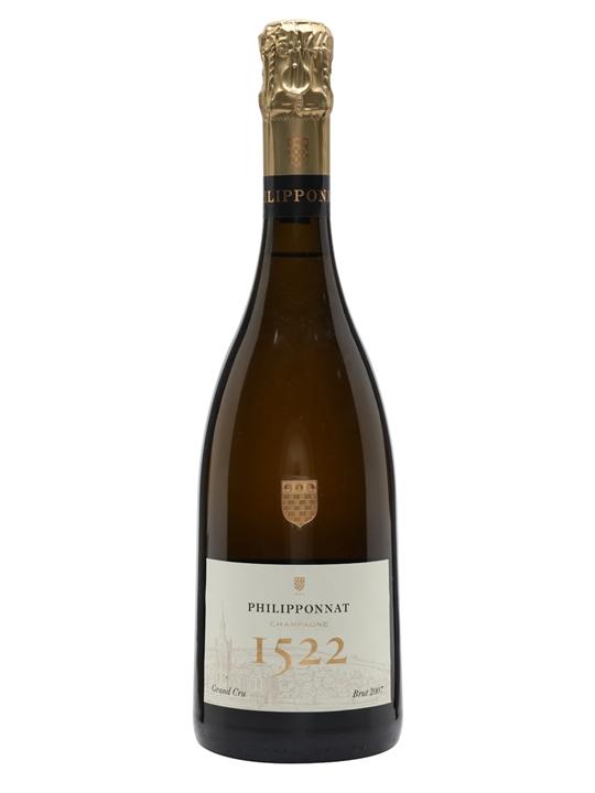 Philipponnat Cuvee 1522 2007 Champagne