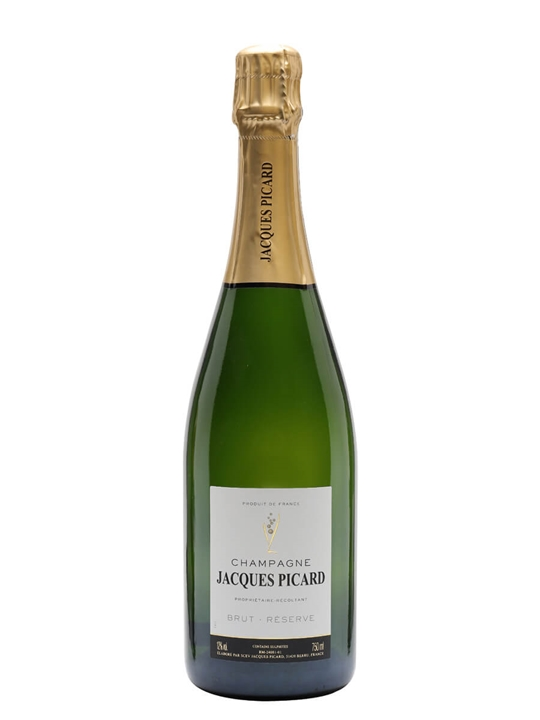 Jacques Picard Brut Reserve NV Champagne