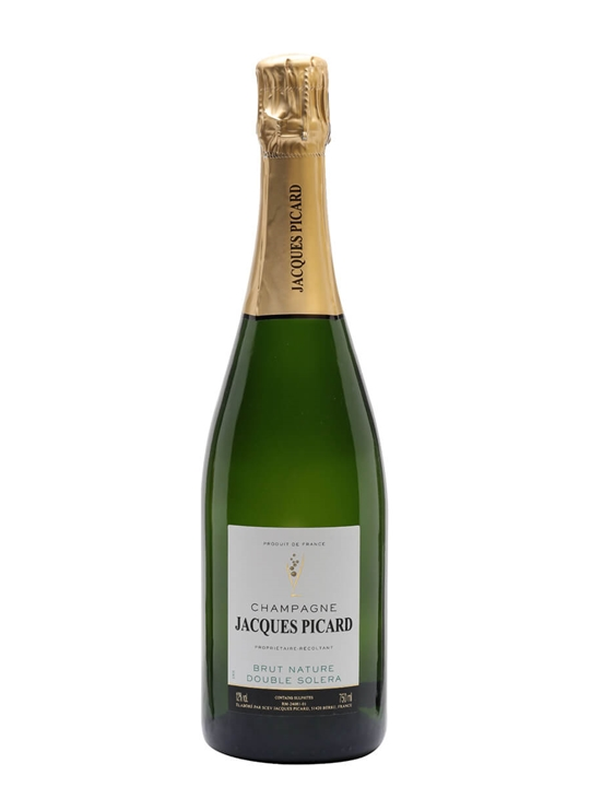 Jacques Picard Brut Nature NV Champagne
