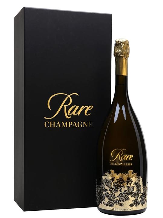 Rare Champagne Millesime 1998 / Magnum