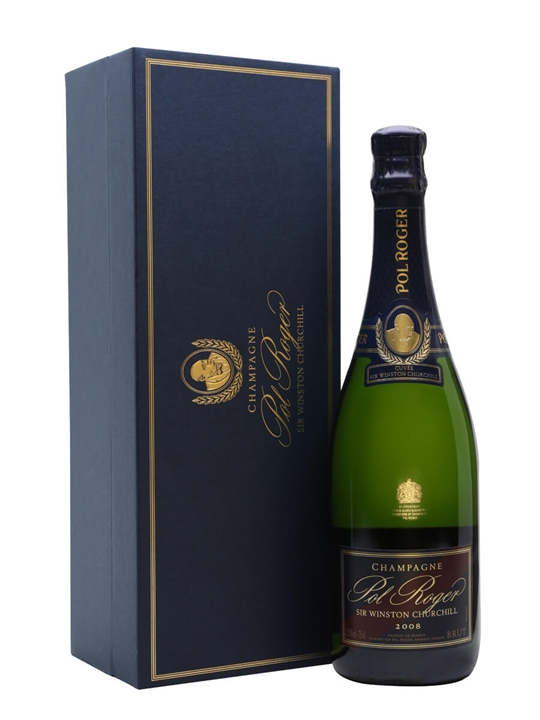 Pol Roger Winston Churchill 2008 Champagne