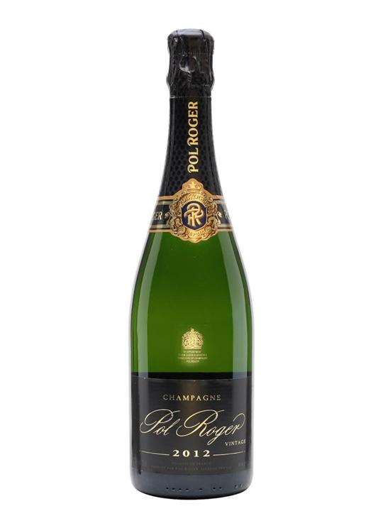 Pol Roger Brut Vintage 2012 Champagne / Gift Box